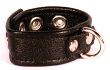 Cock ring with lead