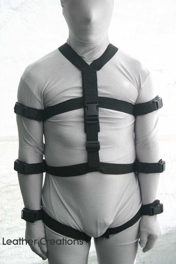 Full Body Webbing Harness Restraint