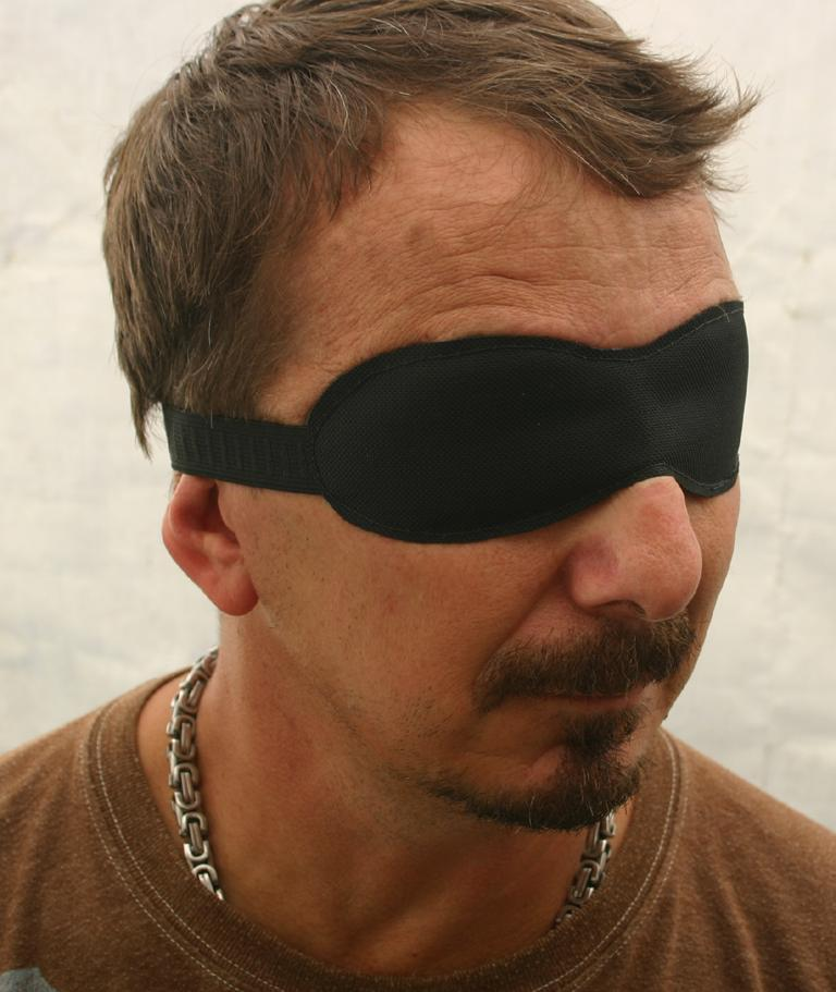 Canvas Blindfold