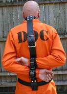 Collar to Wrist behind back restraint